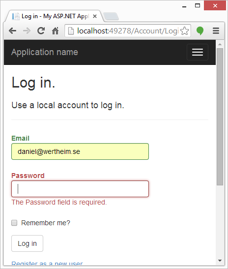 bs-mvc-jq-val-login-validation-bootstrapified